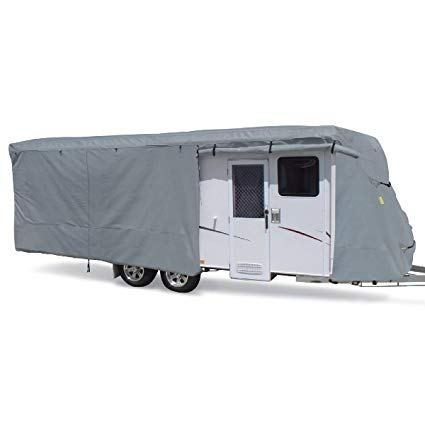Summates Travel Trailer Cover RV